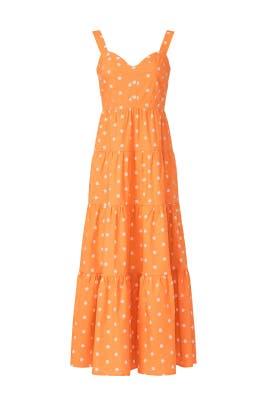 Orange Cutie Maxi by Color Me Courtney