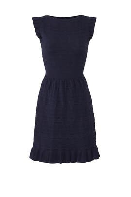 Navy Textured Knit Dress by kate spade new york