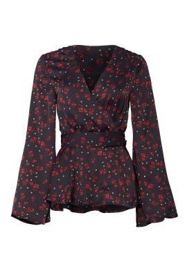 The Kimono Blouse by L'Academie
