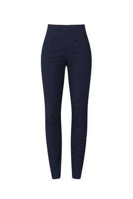 Navy Tailored Suiting Pants by Rebecca Taylor