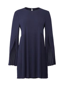 Pleated Violetta Dress by Elizabeth and James