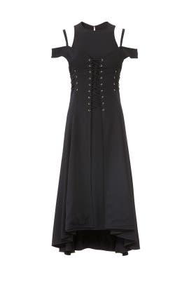 Black Corset Dress by Jason Wu Collection