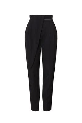 Suiting Draped Front Pants by Proenza Schouler