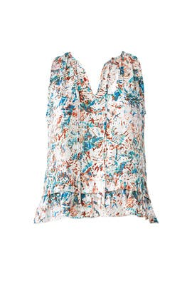 Printed Randall Top by Waverly Grey