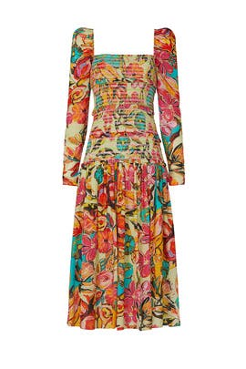 Aroha Dress by Hemant & Nandita