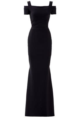 58fe53de Black Jenna Gown by La Petite Robe di Chiara Boni for $135 - $150 ...