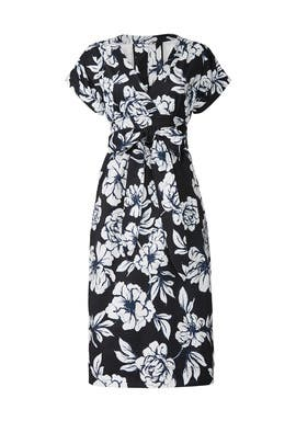 Luciano Print Dress by Marissa Webb
