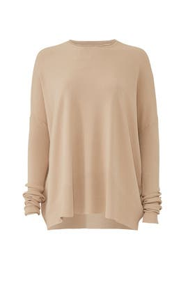 Dolman Sleeve Knit Top by Victor Alfaro