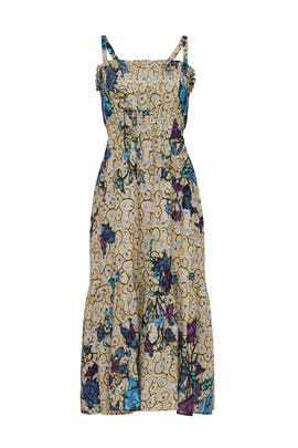Multi Printed Maxi by Warm