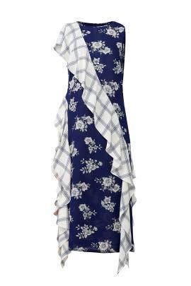 Mixed Media Julia Dress by DELFI Collective
