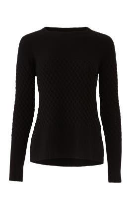 Black Jaffle Sweater by Elk