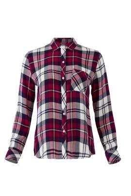 Plaid Hunter Shirt by Rails