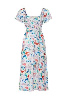 Teigan Dress by Tanya Taylor