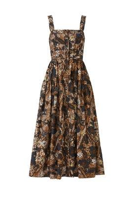 Isabela Dress by Ulla Johnson