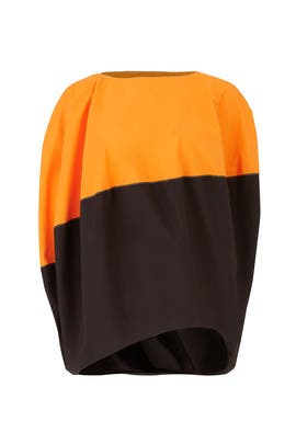 Architectural Colorblock Top by Marni