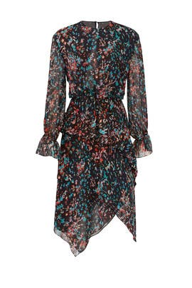 Floral Blank Dress by Iro