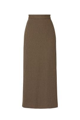 Straight Skirt by Rosetta Getty