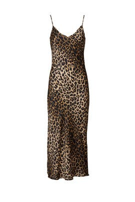 Hera Leopard Dress by AllSaints