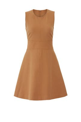 Corset Waist Fit and Flare Dress by Derek Lam 10 Crosby