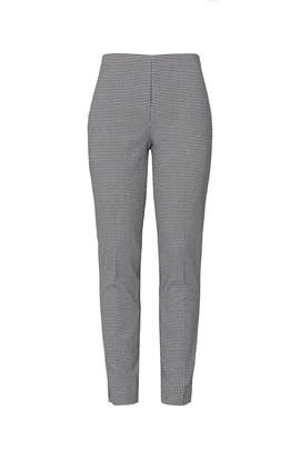 Houndstooth Skinny Pants by Polo Ralph Lauren