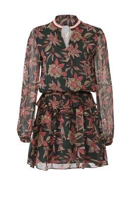 Floral Print Dress by Scotch & Soda