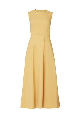 Volume Dart Dress by Theory