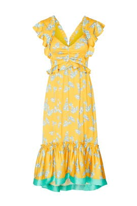 Lemonana Dress by Three Floor