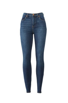 The Blue Bond Jeans by BlankNYC