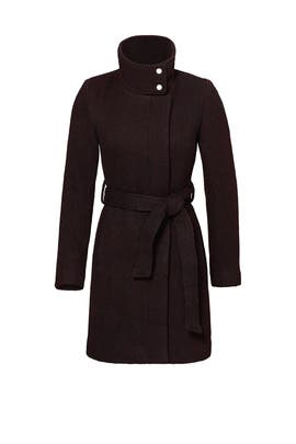 Chianti Tristina Tie Coat by Marc New York