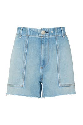 Super High Rise Army Shorts by rag & bone JEAN