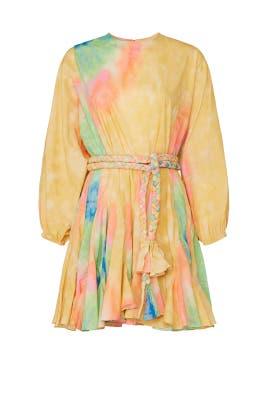 Tie Dye Ella Dress by RHODE