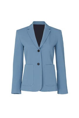 Classic Shrunken Blazer by Theory
