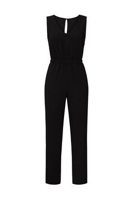 Brook Racer Stripe Jumpsuit by B Collection by Bobeau