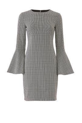Plaid Gomy Dress by Lauren Ralph Lauren