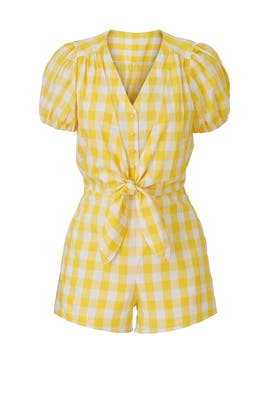 Keiko Romper by Color Me Courtney