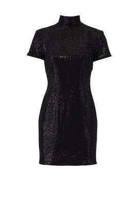 Sequin Syd Sheath by HANEY