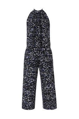 Skyler Cropped Jumpsuit by Leota