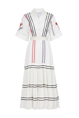Cherry Blossom Dress by Temperley London