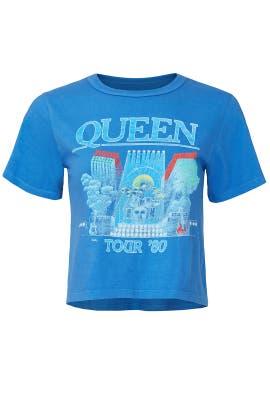 Queen In Concert Tee by DAYDREAMER