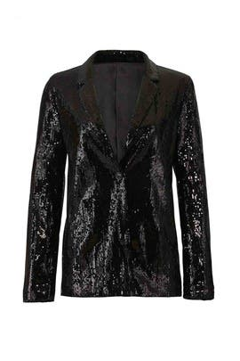 Set Me Free Sequin Blazer by MINKPINK