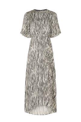 Etta Zebra Dress by Petersyn