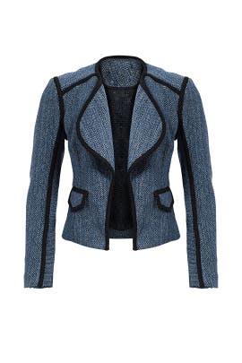 Blue Cardigan Jacket by Derek Lam 10 Crosby