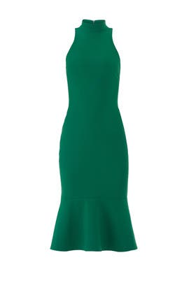 Green Raelynn Dress by LIKELY