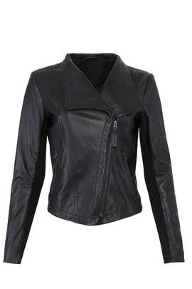 Pina Leather Jacket by Mackage