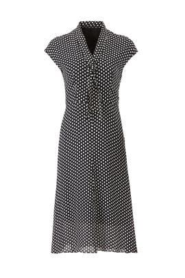 Polka Dot Gabby Dress by Milly