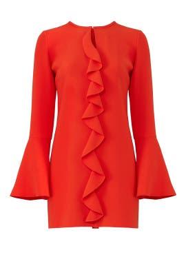 Coral Monner Dress by Rachel Zoe