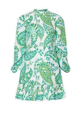 Paisley Carolina Dress by Staud