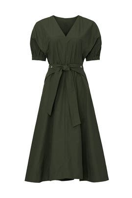 Gathered Sleeve Utility Dress by 3.1 Phillip Lim