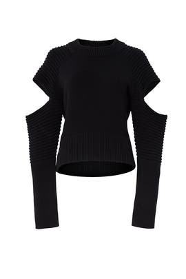 Reckoning Knit Sweater by Asilio