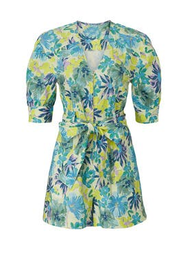Becky Romper by Tanya Taylor